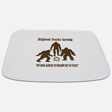Big Foot Focus Group Bathmat