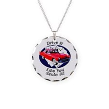 Classic Ford Thunderbird Necklace