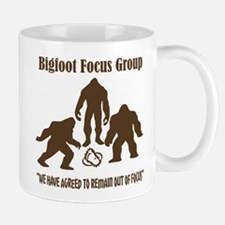 Big Foot Focus Group Mugs