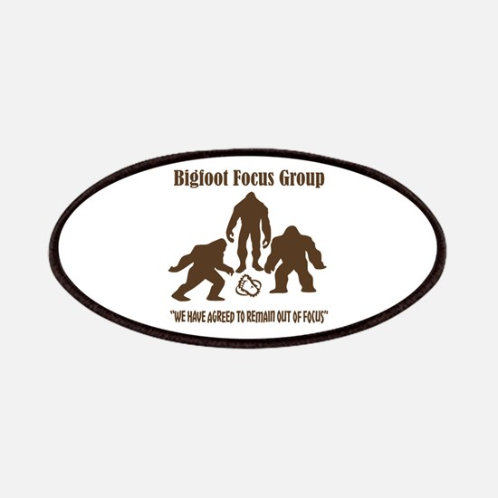 Big Foot Focus Group Patch