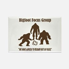 Big Foot Focus Group Magnets