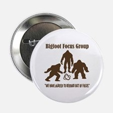 "Big Foot Focus Group 2.25"" Button (10 pack)"