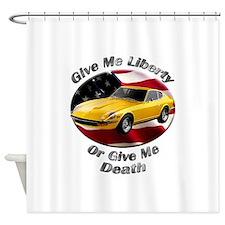 Datsun 240Z Shower Curtain