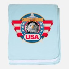 Cool Army national guard baby blanket