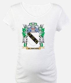Clarkson- Coat of Arms - Family Shirt