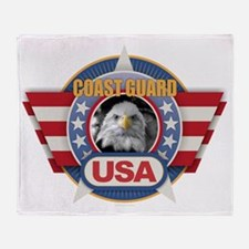 Funny Logo Throw Blanket