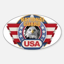 USA National Guard Design Decal