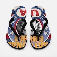 USA National Guard Design Flip Flops