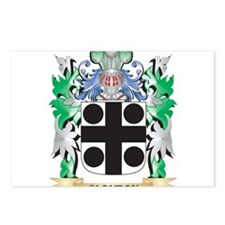 Clayton Coat of Arms - Fa Postcards (Package of 8)