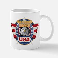USA National Guard Design Mugs