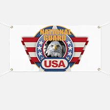 USA National Guard Design Banner