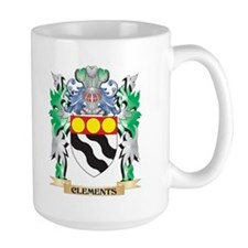 Clements Coat of Arms - Family Crest Mugs