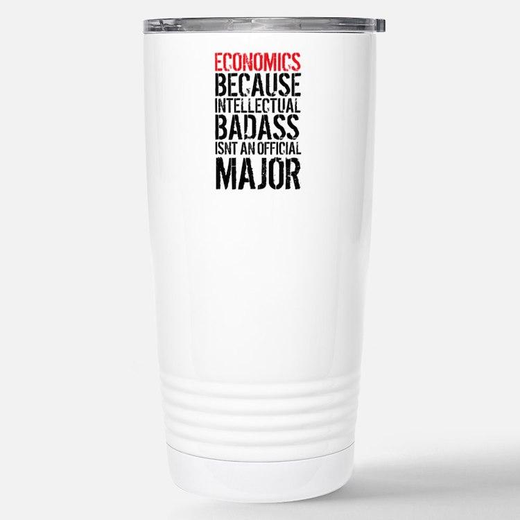 Economic Major Travel Mug