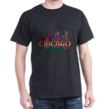 Cute Chicago the windy city T-Shirt