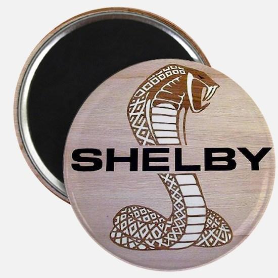 Shelby Cobra Emblem Magnet