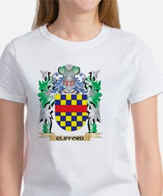Clifford Coat of Arms - Family Crest T-Shirt