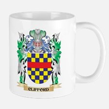 Clifford Coat of Arms - Family Crest Mugs