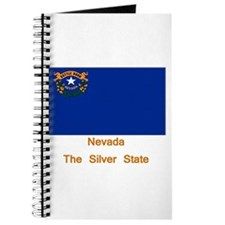 Nevada State Flag Journal