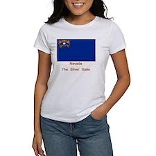 Nevada State Flag Tee
