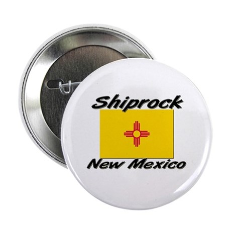 Shiprock New Mexico Button