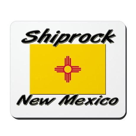 Shiprock New Mexico Mousepad