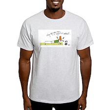 Cute Working girl T-Shirt