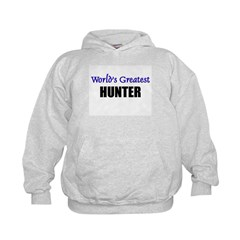 Worlds Greatest HUNTER Hoodie
