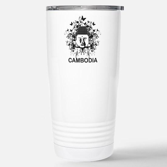 Buddha Cambodia Mugs