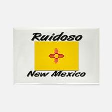 Ruidoso New Mexico Rectangle Magnet