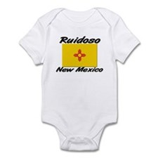 Ruidoso New Mexico Infant Bodysuit