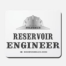Reservoir Engineer Mousepad