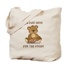 I'M JUST HERE... Tote Bag
