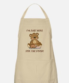 I'M JUST HERE... Apron