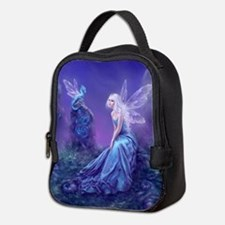 Luminescent Fairy & Dragon Art Neoprene Lunch