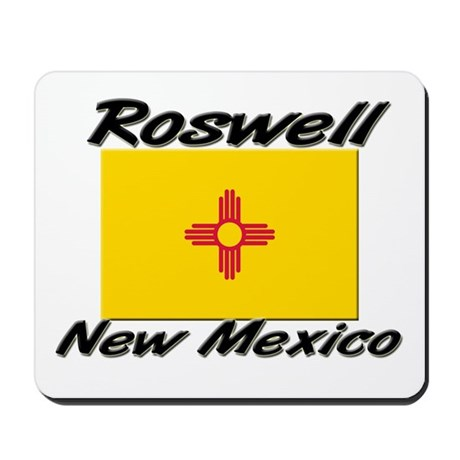 Roswell New Mexico Mousepad
