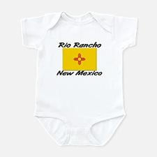 Rio Rancho New Mexico Infant Bodysuit