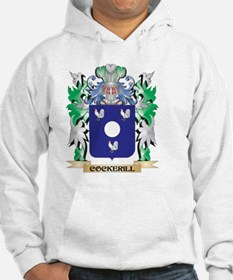 Cockerill Coat of Arms - Family Hoodie