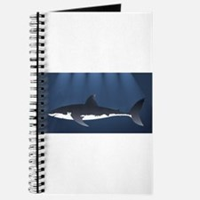Danger Shark Below Journal
