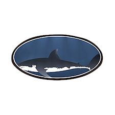 Danger Shark Below Patch