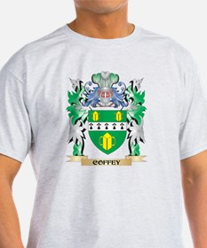 Coffey Coat of Arms - Family Crest T-Shirt
