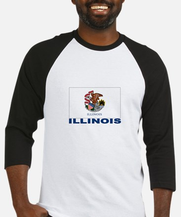 Illinois Baseball Jersey