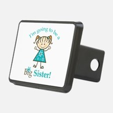 Big Sister to be Hitch Cover
