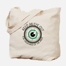 Keep Eye Out Tote Bag
