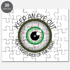 Keep Eye Out Puzzle