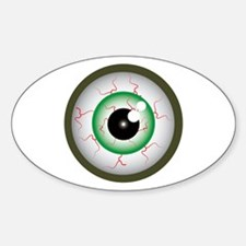 Eye Ball Decal