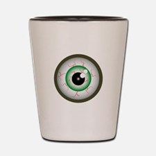 Eye Ball Shot Glass