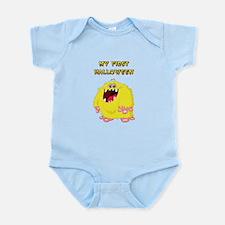 HAPPY MONSTER Infant Bodysuit
