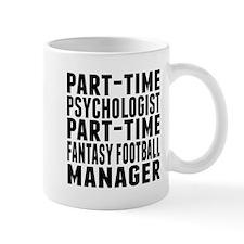 Fantasy Football Psychologist Mugs