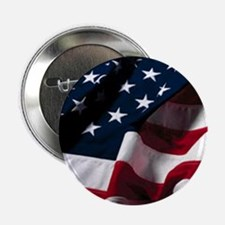 """OUR FLAG 2.25"""" Button (10 pack)"""