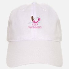 Keep Swimming Baseball Baseball Baseball Cap